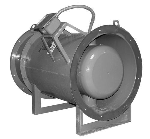 вентилятор вод-ду веза осевой