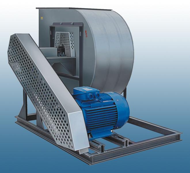 вентилятор радиальный вран-ду веза