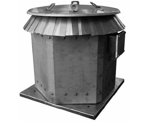 крышный вентилятор ВЕЗА УКРОВ 6