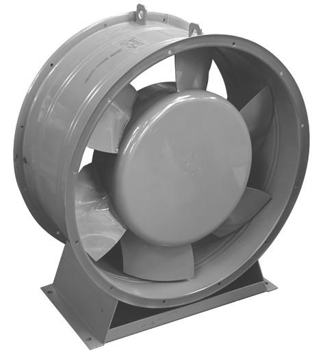 осевой вентилятор ОСА 400 ВЕЗА