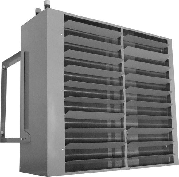 агрегат воздушного отопления ВЕЗА АВО промышленная серия