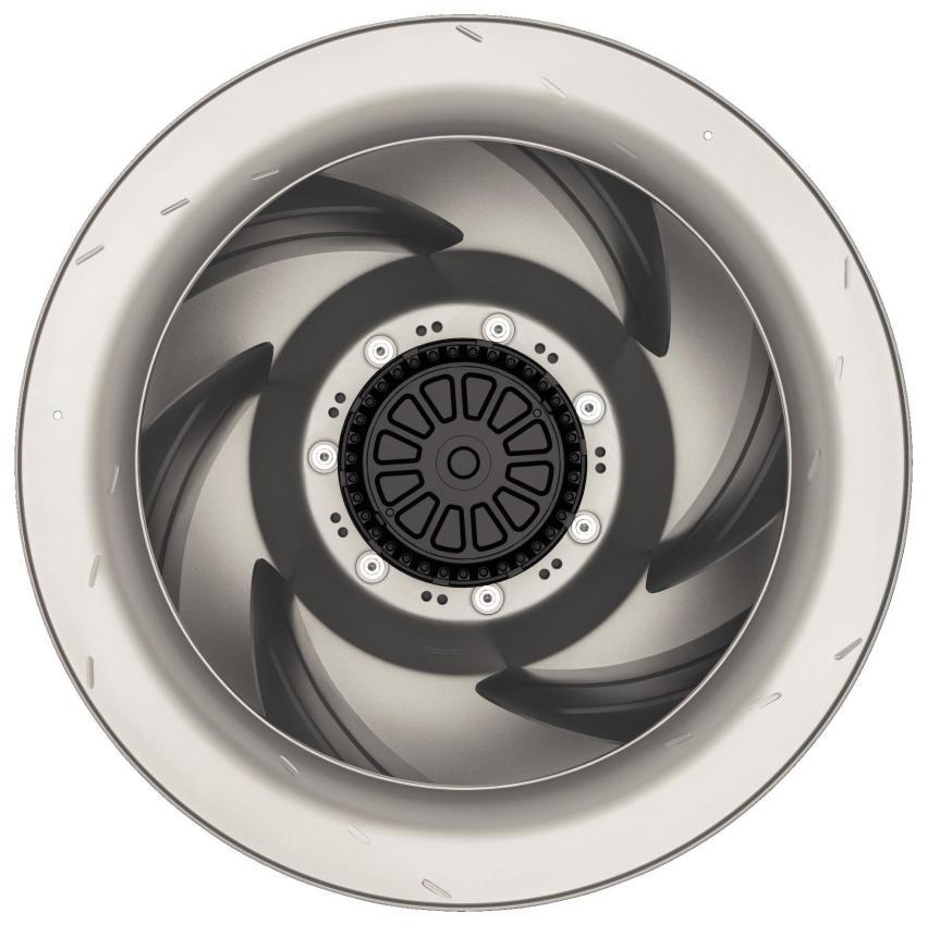 радиальные вентилятор ebmapapst