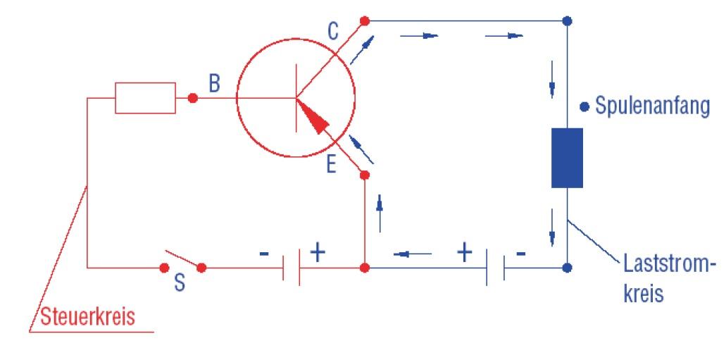 электроника управления вентилятора