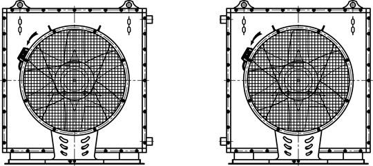 варианты изготовления отопительных агрегатов