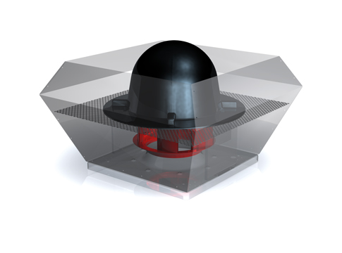 RVM Nicotra Gebhardt крышный вентилятор
