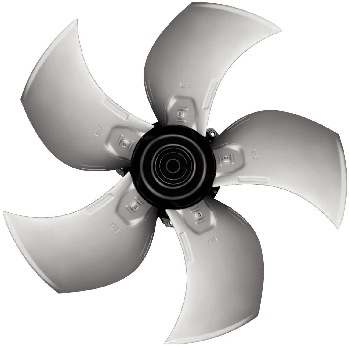 осевой коаксиальный вентилятор фото