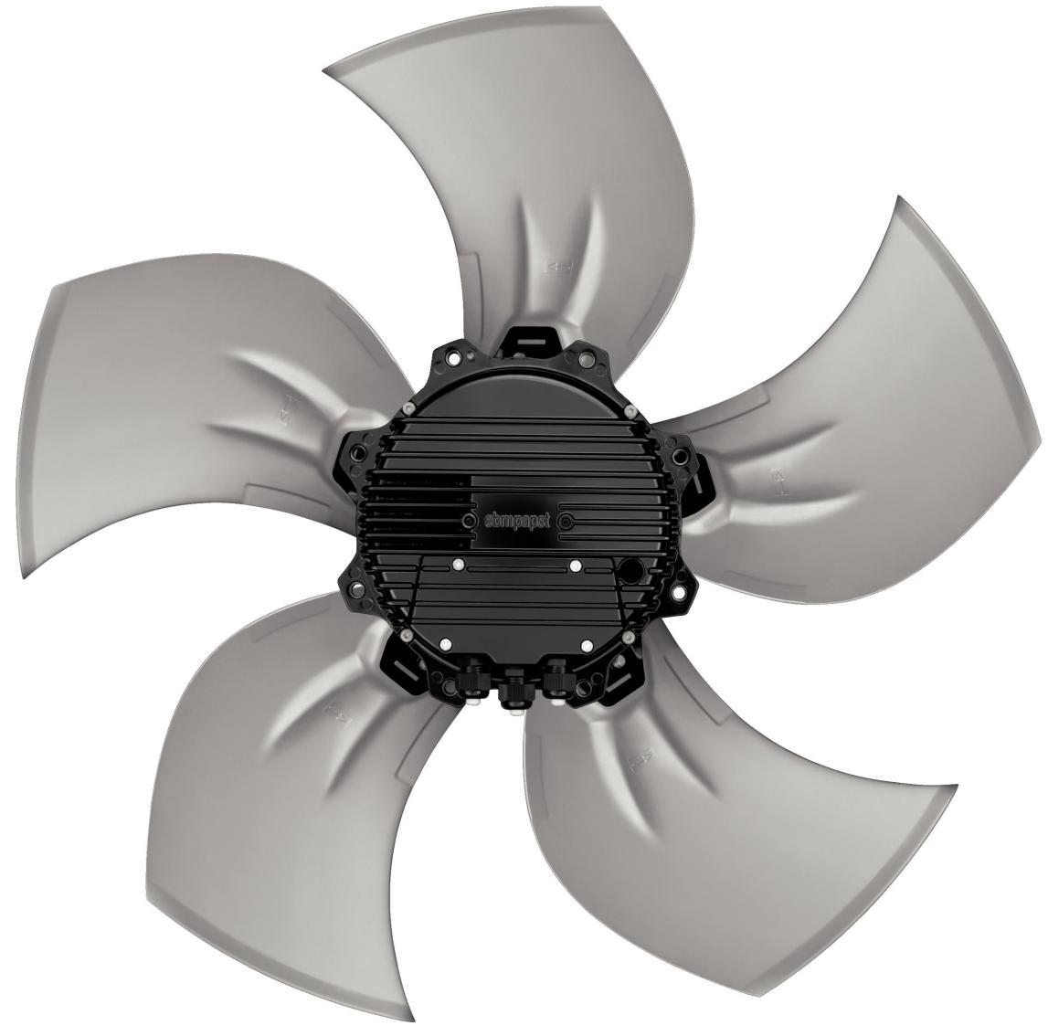 осевой вентилятор ebmpapst Германия