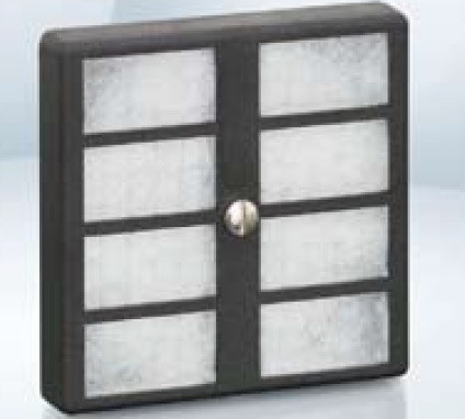 FF172 ebmpapst защитный фильтр вентилятора 172
