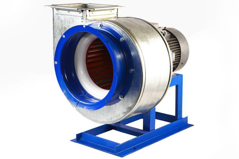 ВР 280-46 (ВЦ 14-46) №8 схема 5 вентилятор фото