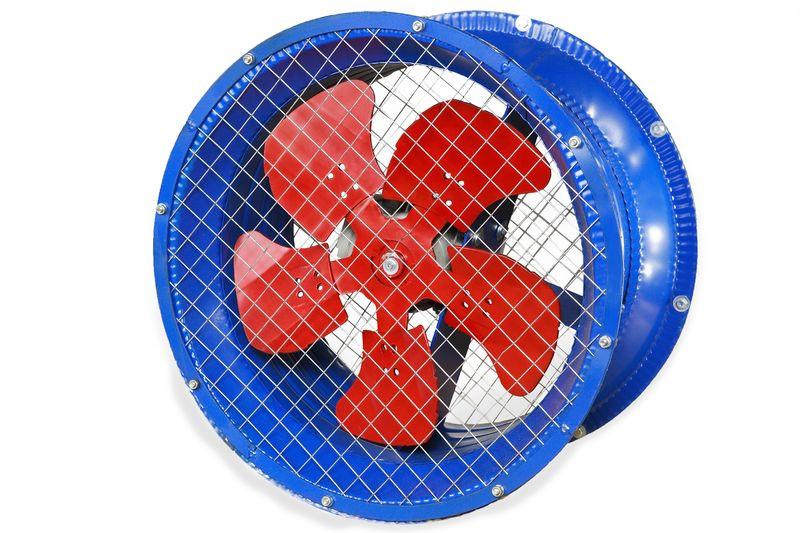 ВС 10-400 №4 осевой вентилятор фото