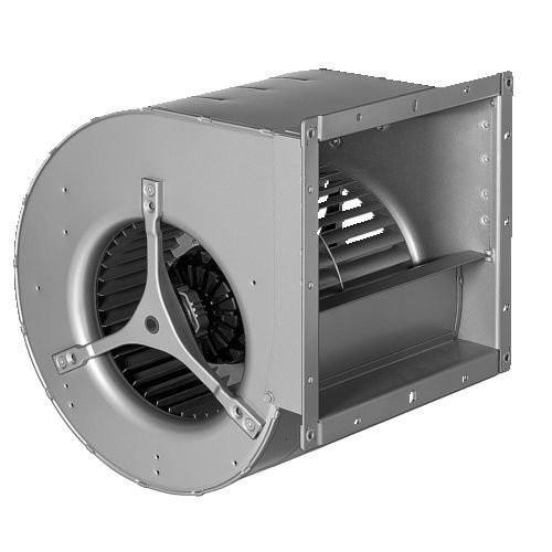 Фото D4E250-CA01-01 ebmpapst радиальный вентилятор