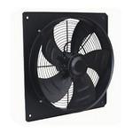 вентилятор осевой YWF 4E 400B настенная панель фото