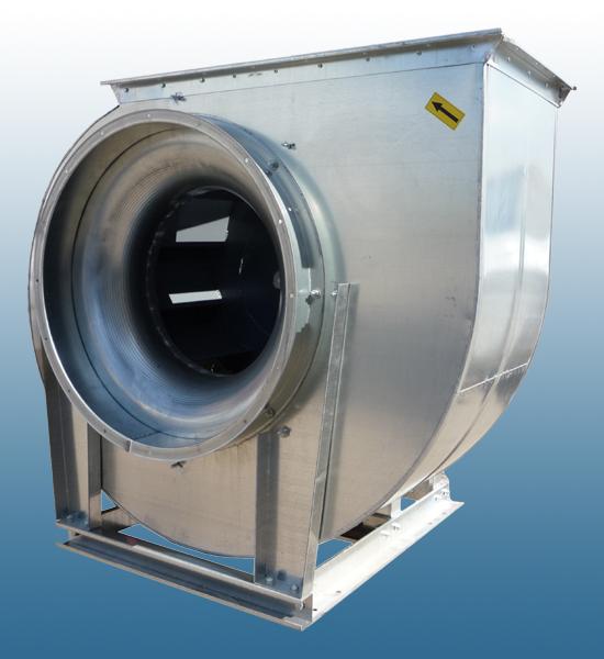 радиальный вентилятор ВРАН ВЕЗА для работы с частотником