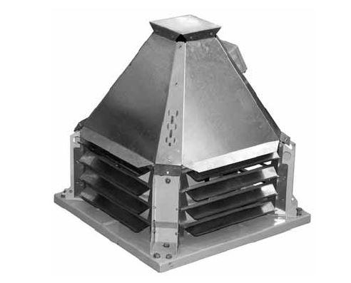 крышный вентилятор КРОС 6 ВЕЗА