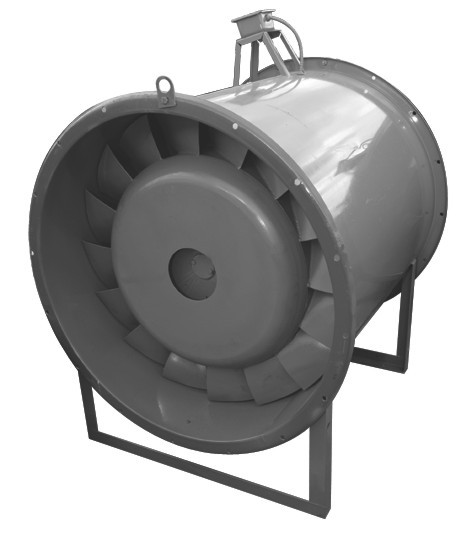 осевой вентилятор ВЕЗА ОСА 510