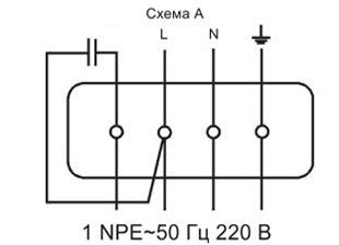 Вентилятор канальный прямоугольный ВКП 40-20