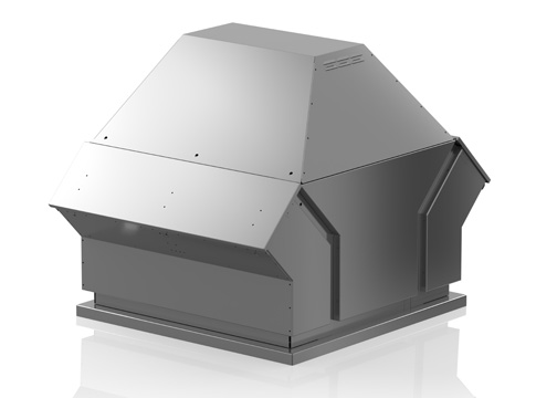 RDM Nicotra Gebhardt крышный вентилятор
