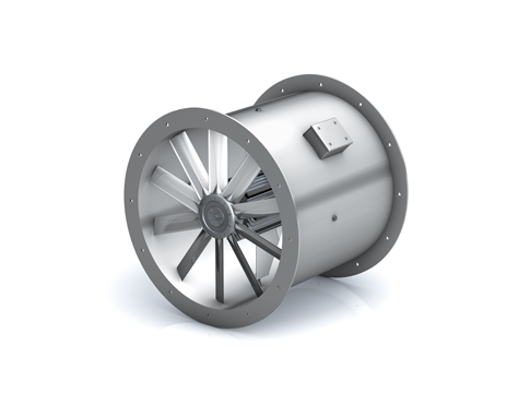 SLCS Nicotra Gebhardt вентилятор дымоудаления