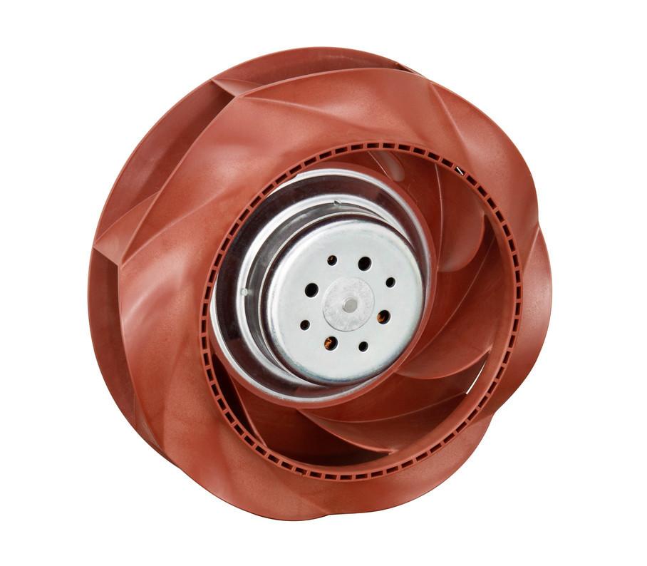 центробежный вентилятор с назадзагнутыми лопатками