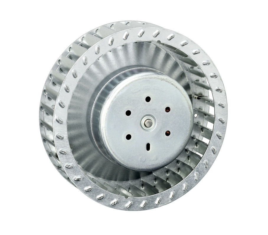 центробежный вентилятор с вперед загнутыми лопатками