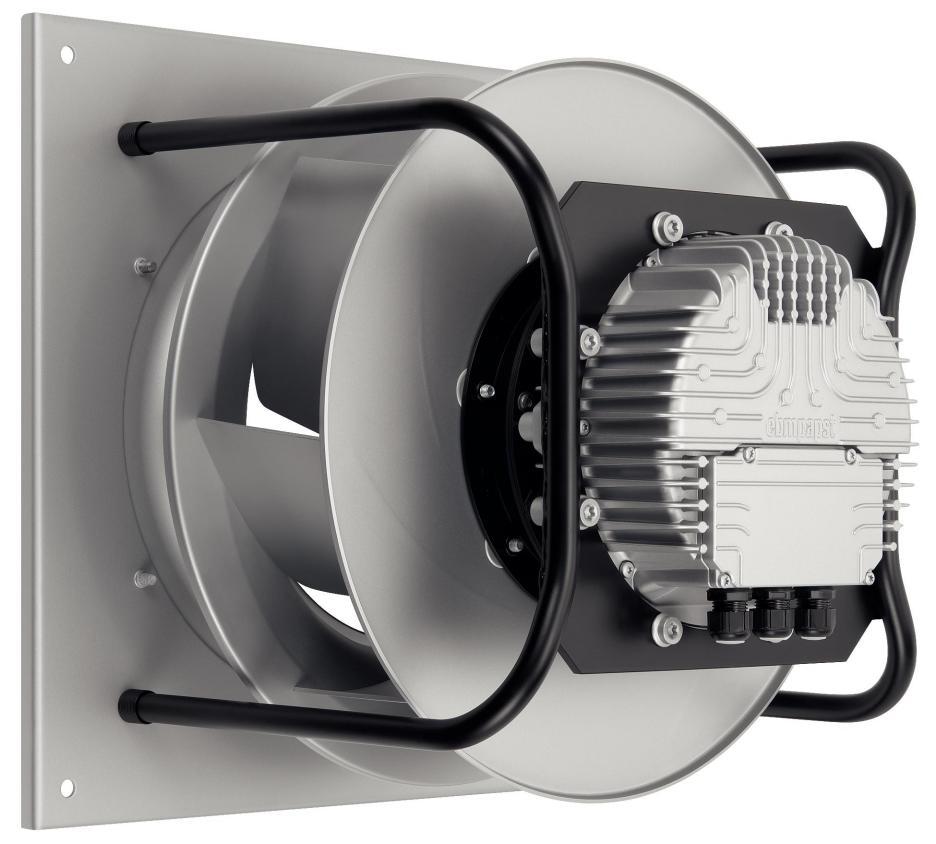 центробежный вентилятор фото