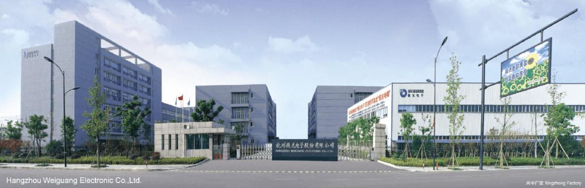 Weiguang завод 10000 м2