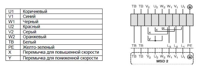 106AW0489 электрическая схема