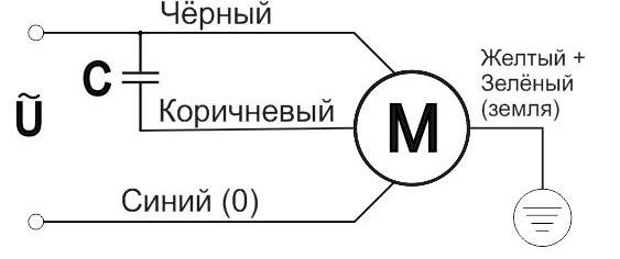ВР-В2-160-60 схема электрическая