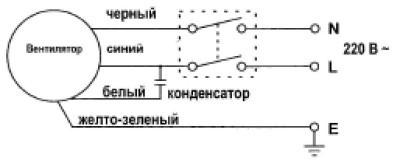 ОВ-КВ-200Е 915 схема подключения