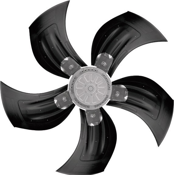 W6E630GN0101 Ebmpapst вентилятор осевой
