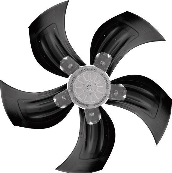 W4D630GR0101 Ebmpapst вентилятор осевой