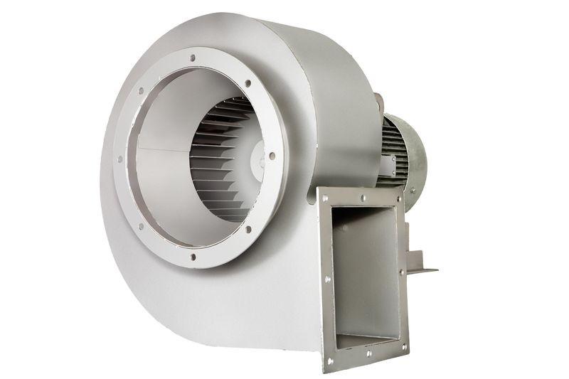 тягодутьевой вентилятор Д-18 дымосос