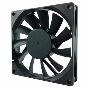 SD8015M1S, вентилятор 12В DC, 80х80х15 мм, подшипник скольжения, sensdar