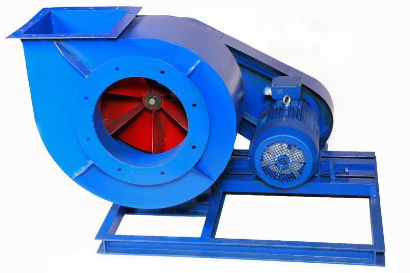 ВЦП 7-40 5 схема 1 вентилятор пылевой