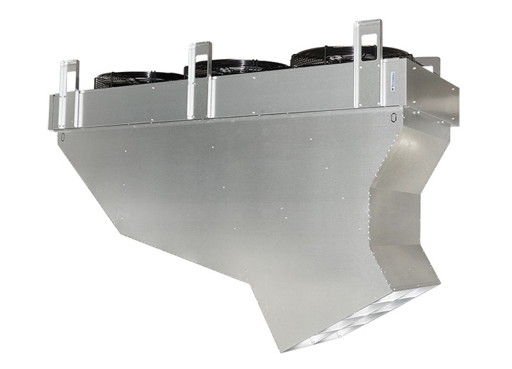 КЭВ-П8010A тепловая завеса фото