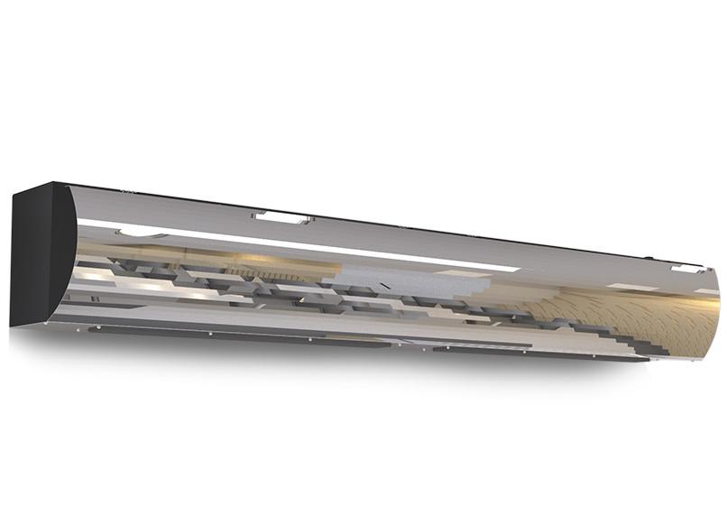 КЭВ-П2123A воздушная завеса