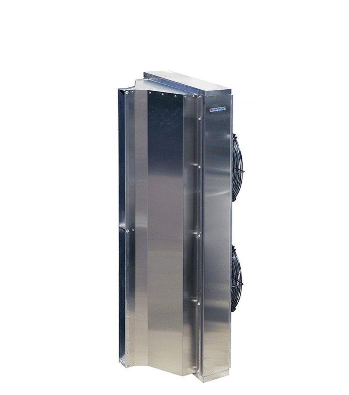 КЭВ-125П5051W тепловая завеса нерж.