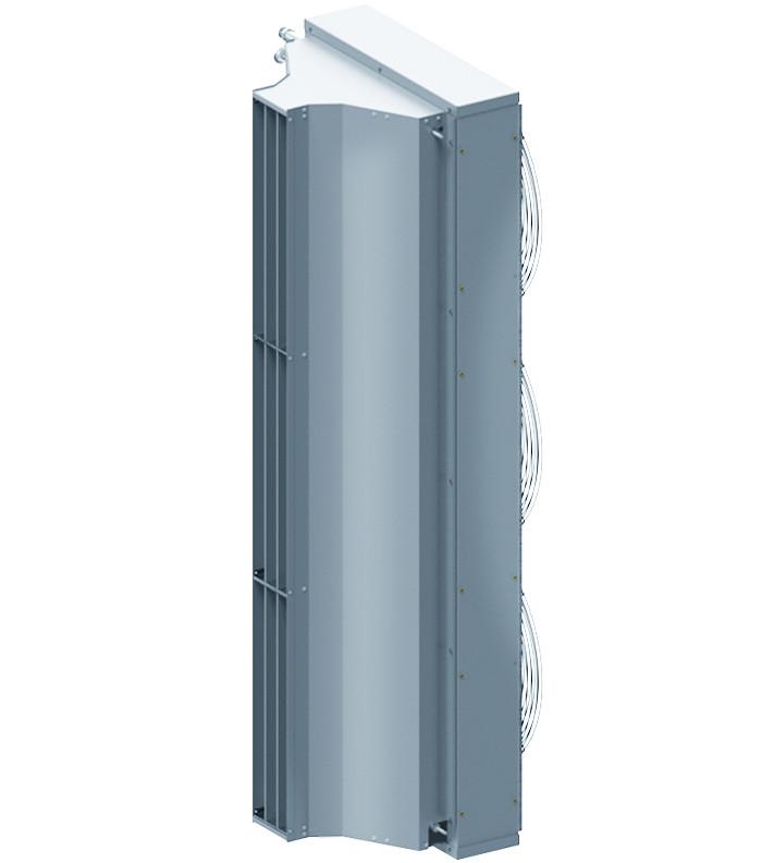 КЭВ-48П7021E нерж. тепловая завеса фото