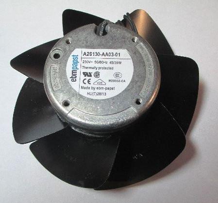 A2S130-AA03-01 220В 130мм осевой вентилятор ebmpapstst