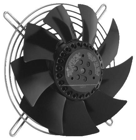 S4E250-BH02-01 230В 250мм осевой вентилятор ebmpapst