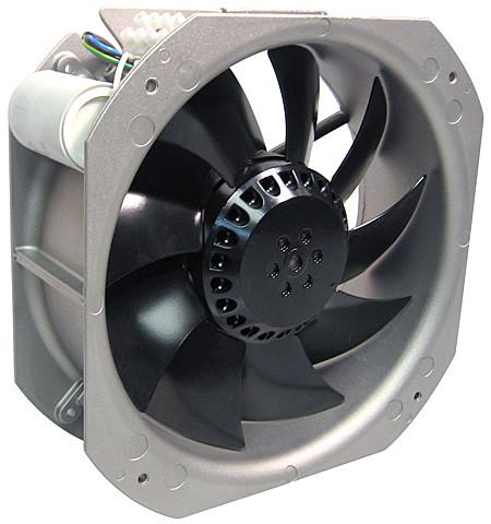 W2E200-HK38-01 230В 200мм осевой вентилятор ebmpapst