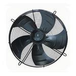вентилятор осевой YWF 2D 250 защитная решетка фото