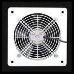 вентилятор осевой YWF 4E 200B квадратный диффузор фото