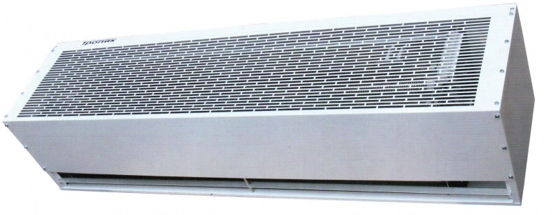 электрическая тепловая завеса тропик ЗЭТ-12 фото
