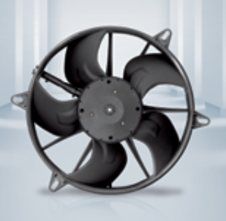 Осевой автомобильный вентилятор W3G280-EQ20-43