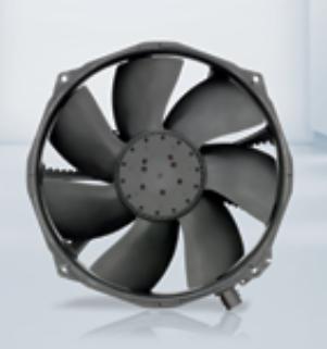 Осевой автомобильный вентилятор W3G250-EC28-11