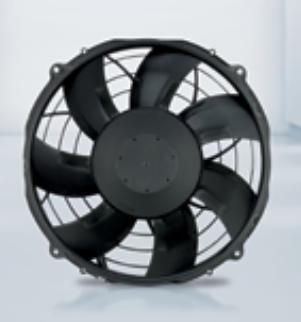 Осевой автомобильный вентилятор W3G385-CT53-61