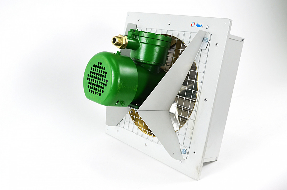 ВО-5,6 осевой вентилятор