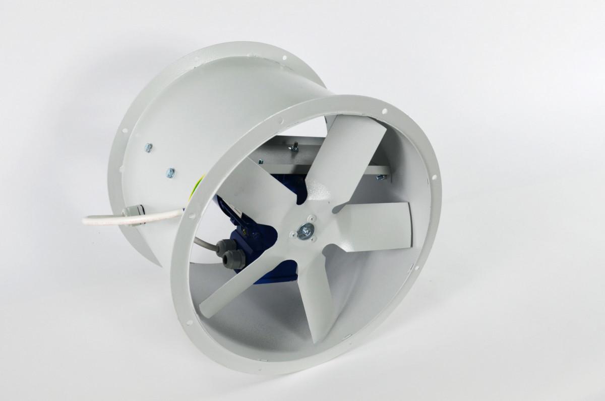 ОВР-3,15 осевой вентилятор
