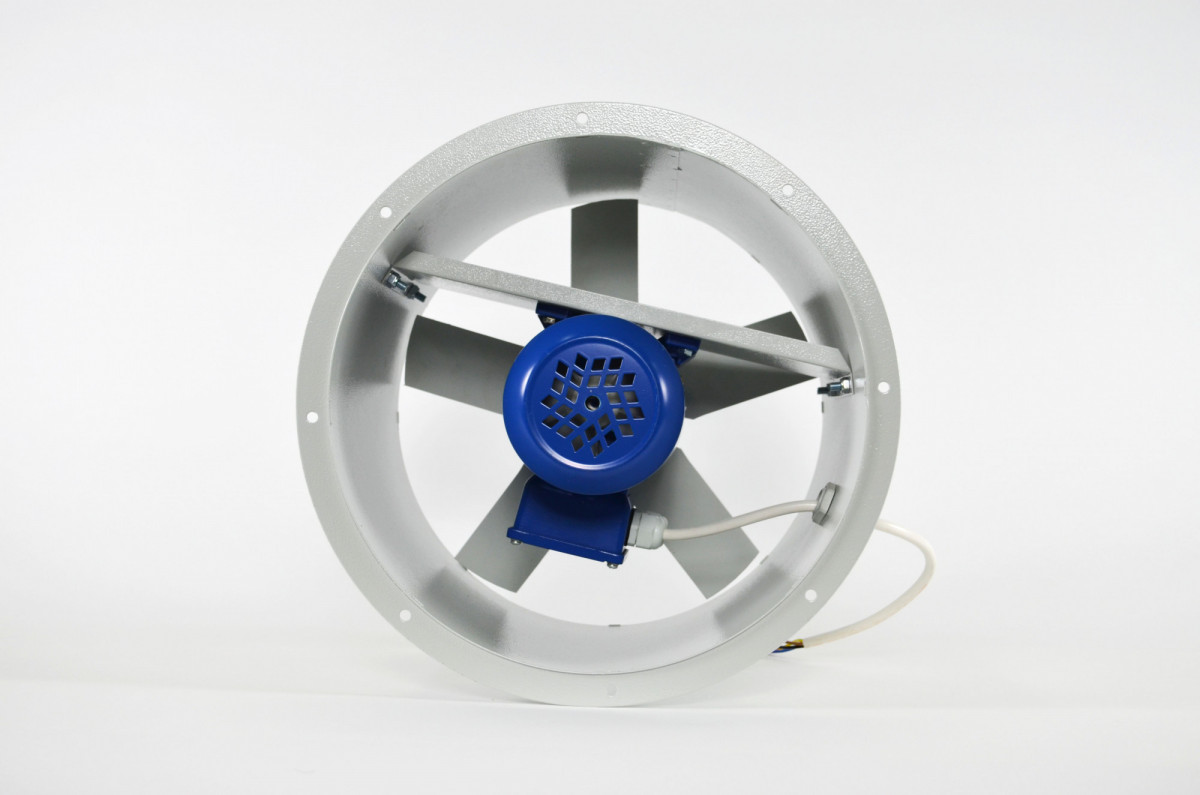 ОВР-5,6 осевой вентилятор